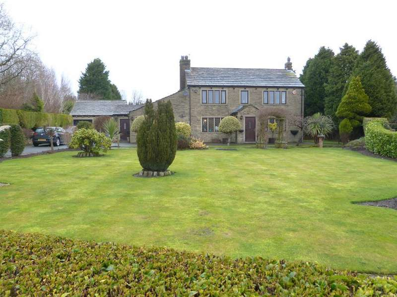 3 Bedrooms Detached House for sale in Shay Lane, Bradford, BD9 6SQ