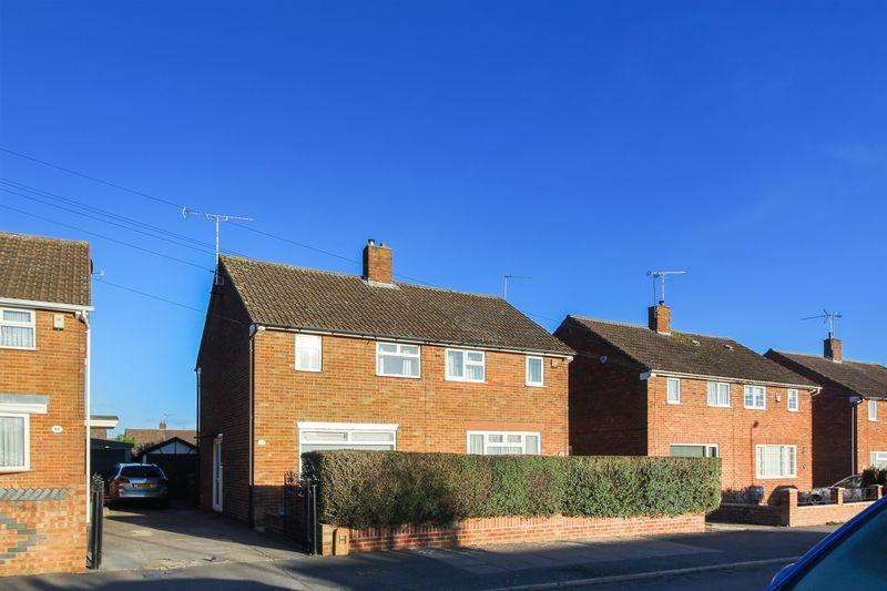 2 Bedrooms Semi Detached House for sale in Rochester Avenue, Luton