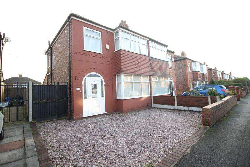 3 Bedrooms Semi Detached House for sale in Middleton Road, Reddish