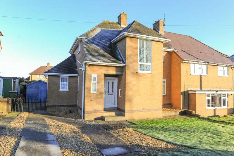 2 Bedrooms Semi Detached House for sale in Thirlmere Road, Newbold, Chesterfield