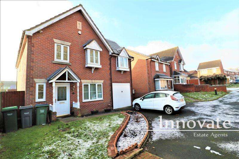 4 Bedrooms Detached House for sale in New Meeting Street, Oldbury