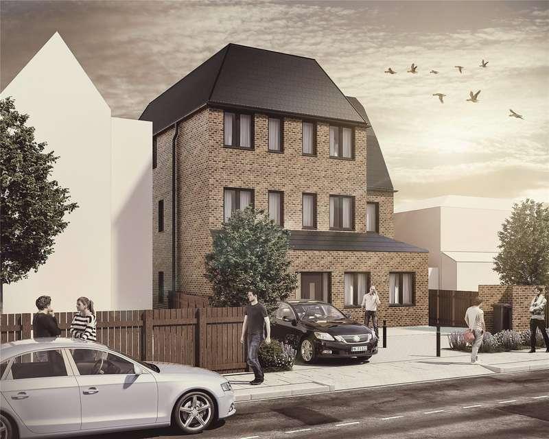3 Bedrooms Property for sale in Woodside Grange Woodside Park London