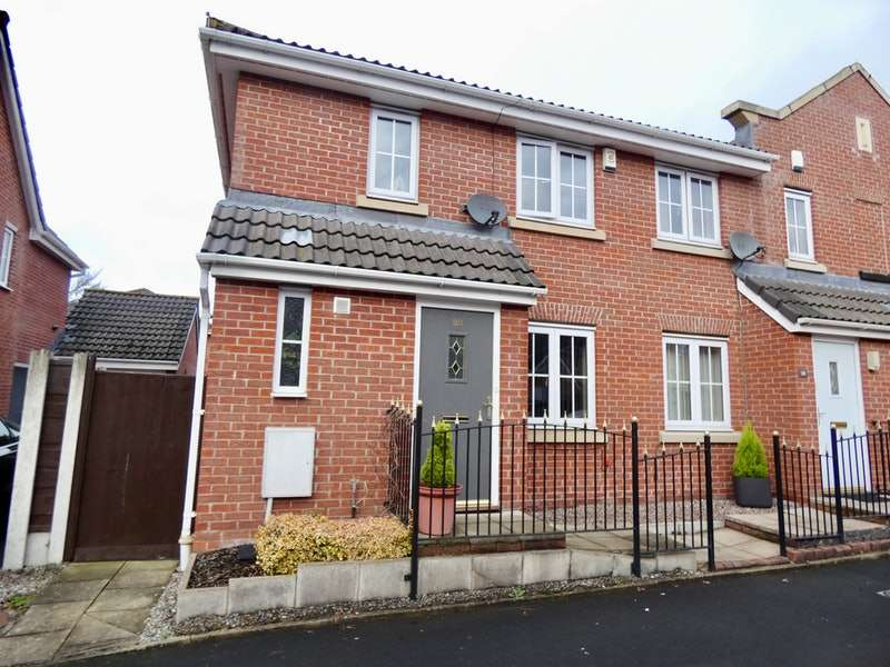 3 Bedrooms Terraced House for sale in Yale Road, Manchester, Greater Manchester, M18