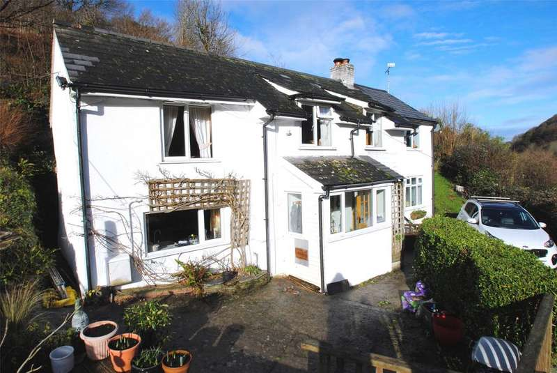 4 Bedrooms Detached House for sale in Higher Slade Road, Ilfracombe