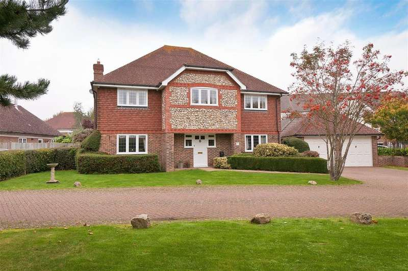 5 Bedrooms Detached House for sale in Cleeve Court, Kings Hill, West Malling