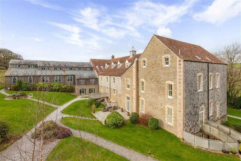 4 Bedrooms Semi Detached House for sale in Wood Barton, South Hams, Kingsbridge, Devon, TQ7