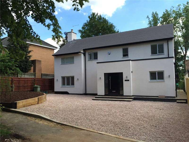 5 Bedrooms Detached House for sale in Battledown Approach, Cheltenham, Gloucestershire, GL52
