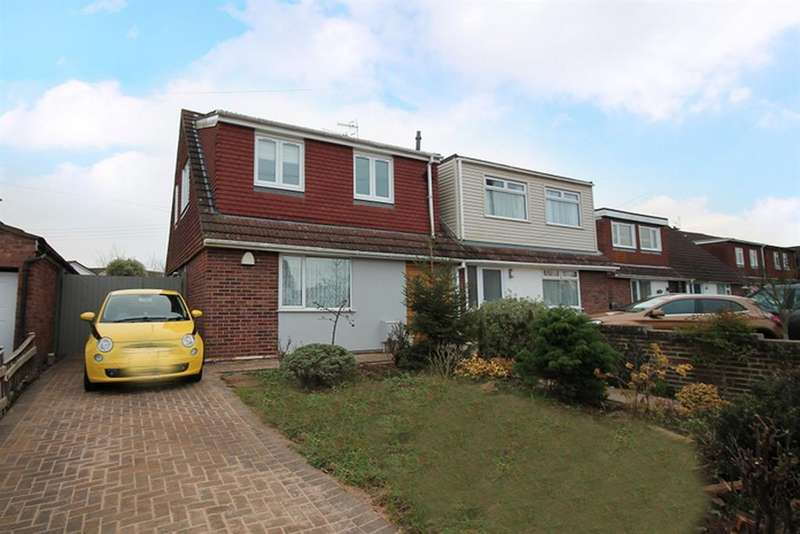 3 Bedrooms Semi Detached House for sale in Westward Drive, Pill, North Somerset,