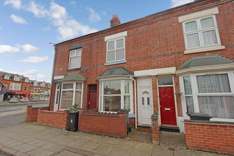 2 Bedrooms Terraced House for sale in Dunster Street, Leicester, LE3
