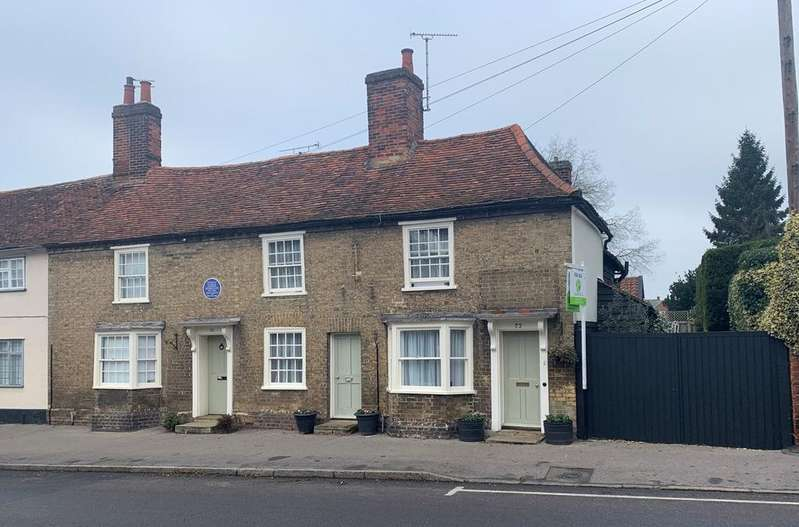 4 Bedrooms Cottage House for sale in High Street, Kelvedon, Colchester, CO5