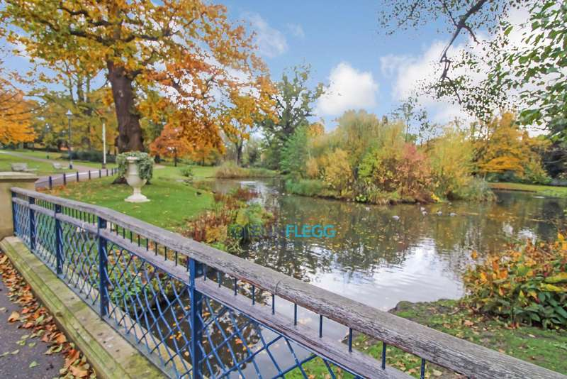 1 Bedroom Flat for sale in Upon Park - Share Of Freehold - No Chain