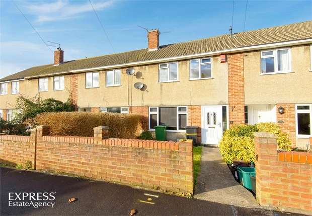 3 Bedrooms Terraced House for sale in Canvey Close, Bristol