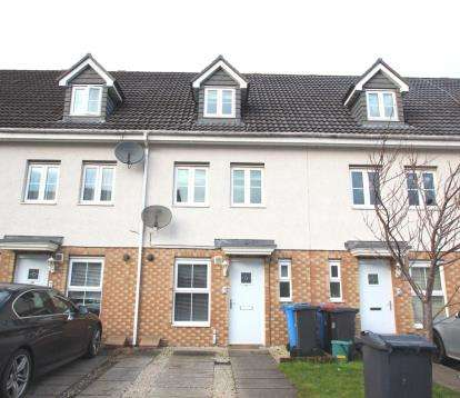 3 Bedrooms Terraced House for sale in Queens Crescent, Eliburn