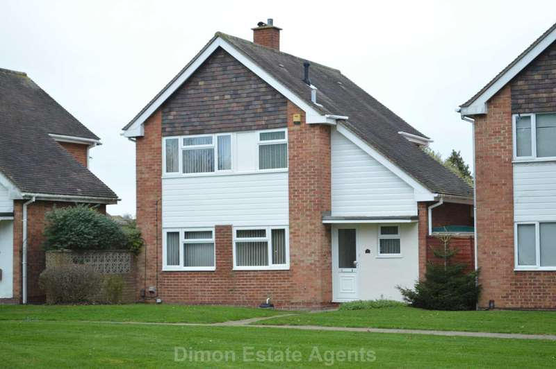 3 Bedrooms Detached House for sale in Meon Close, Peel Common