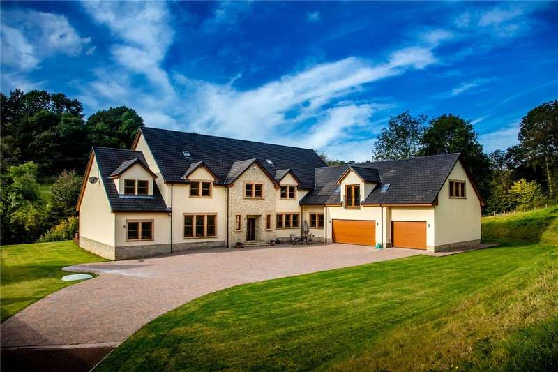 7 Bedrooms Detached House for sale in Woodend House, Mousebank Road, Lanark, ML11