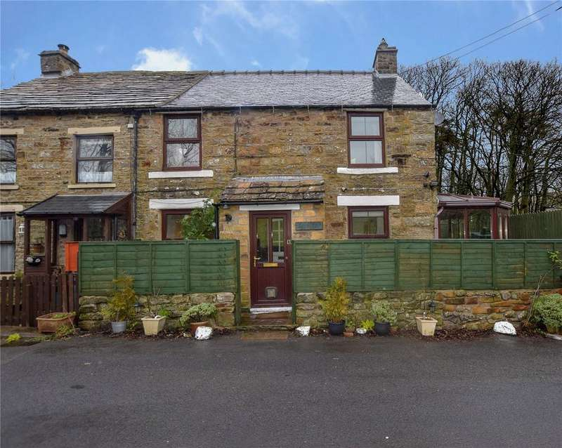 3 Bedrooms Semi Detached House for sale in Lanehill, Ireshopeburn, Bishop Auckland, County Durham, DL13