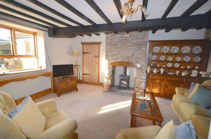 2 Bedrooms Semi Detached House for sale in High Woolaston, Woolaston