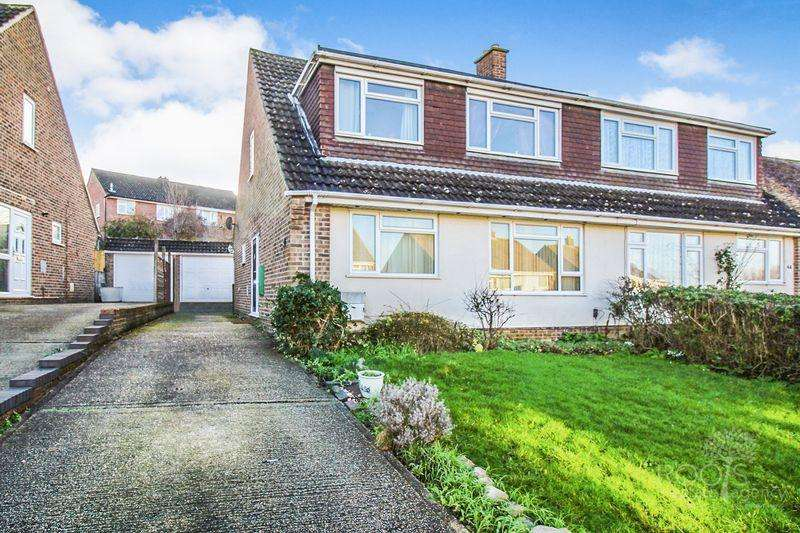 4 Bedrooms Semi Detached House for sale in Westwood Road, Newbury