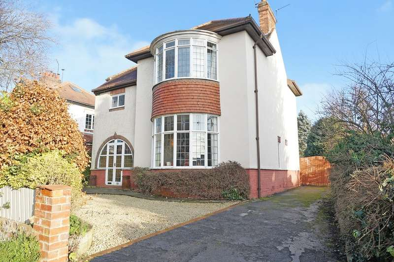 4 Bedrooms Detached House for sale in Church Street, Boston Spa, Wetherby, LS23