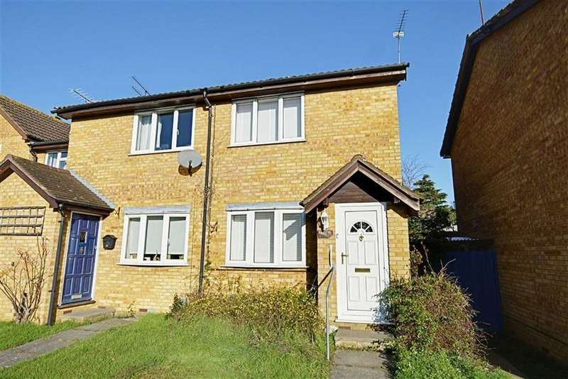 2 Bedrooms End Of Terrace House for sale in Ladywood Road, Hertford, SG14