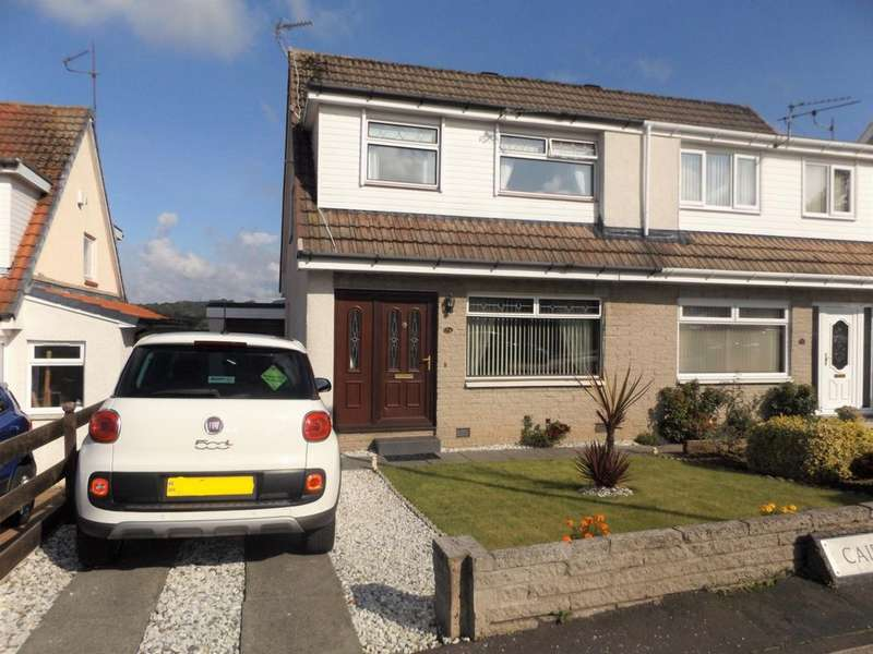3 Bedrooms Semi Detached House for sale in Cairn View, Galston, KA4