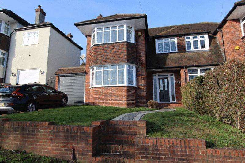3 Bedrooms Semi Detached House for sale in Harbury Road, Carshalton Beeches