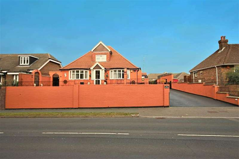 3 Bedrooms Bungalow for sale in Friday Street, Langney