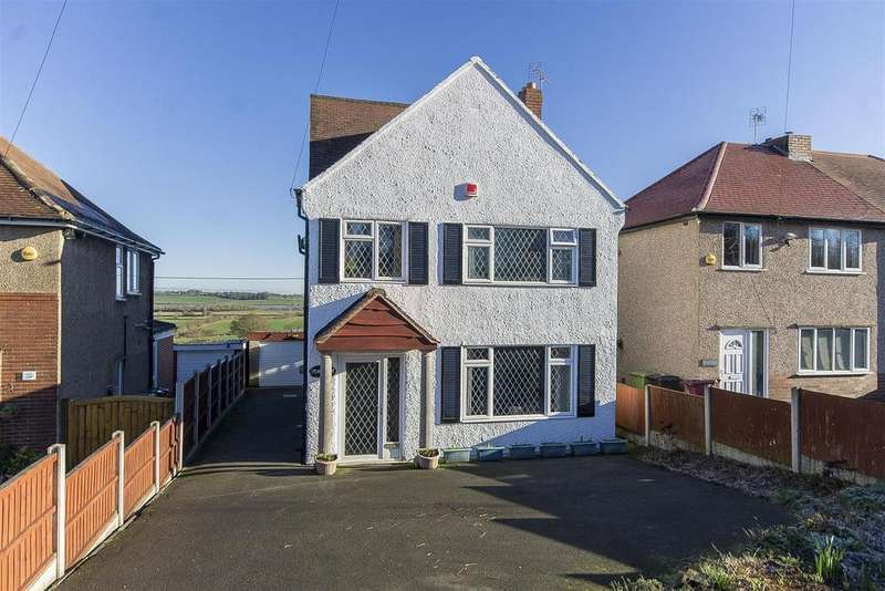 3 Bedrooms House for sale in Stretton Road, Clay Cross, Chesterfield