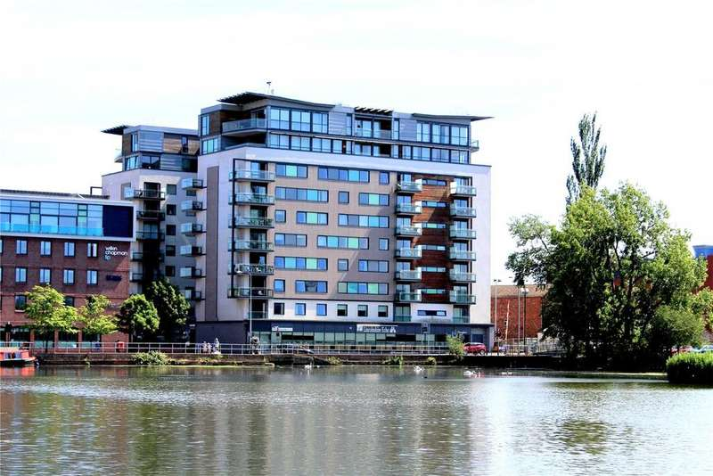 2 Bedrooms Flat for sale in Witham Wharf, Lincoln, LN5
