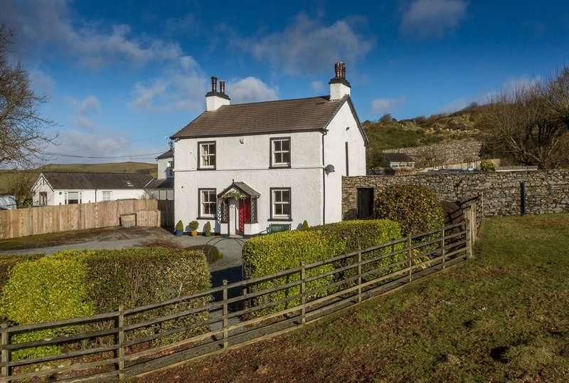 3 Bedrooms Detached House for sale in Oak Bank, Broughton Beck, Ulverston, Cumbria, LA12 7PJ
