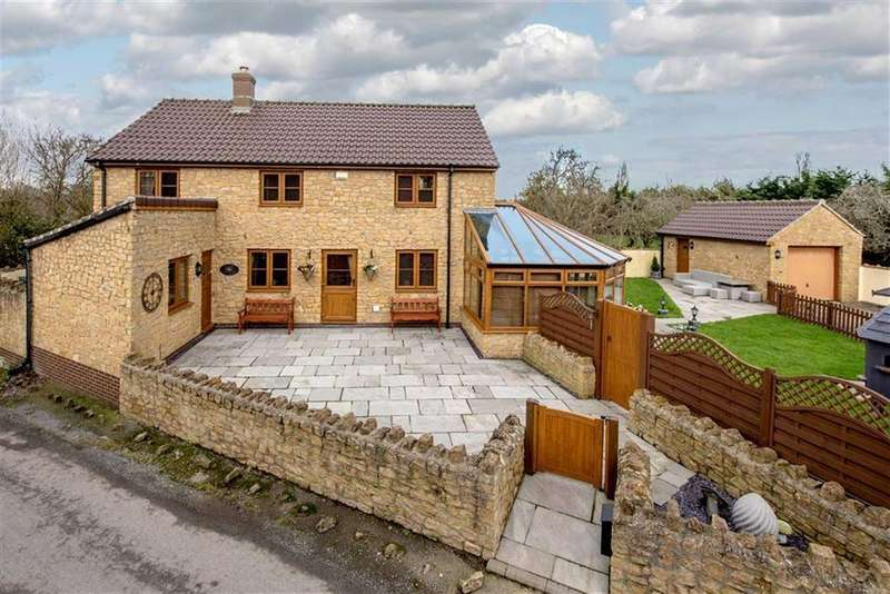 3 Bedrooms Detached House for sale in Stretcholt, Bridgwater, Somerset, TA6