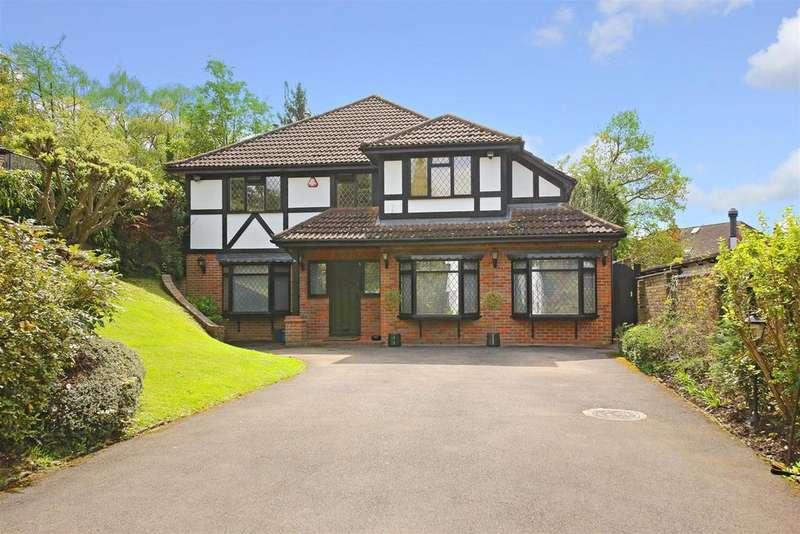 4 Bedrooms House for sale in Hillside Road, Radlett