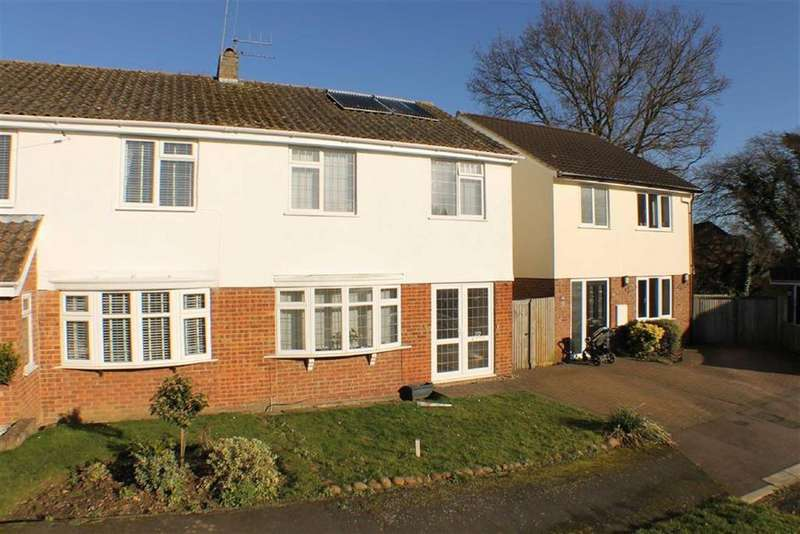 3 Bedrooms Semi Detached House for sale in Windmill Avenue, St Albans, Hertfordshire