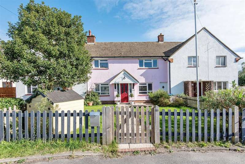 2 Bedrooms Terraced House for sale in Brookside, Piddinghoe, East Sussex, BN9