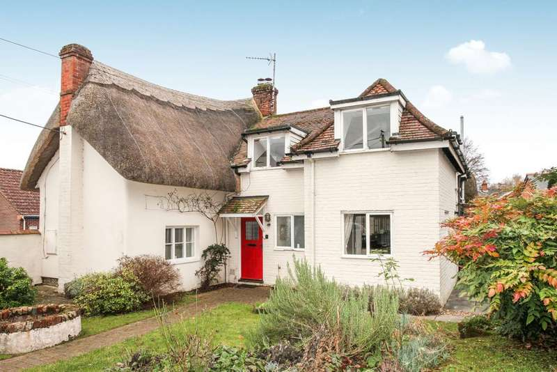 3 Bedrooms Cottage House for sale in Amport, Andover, Hampshire SP11