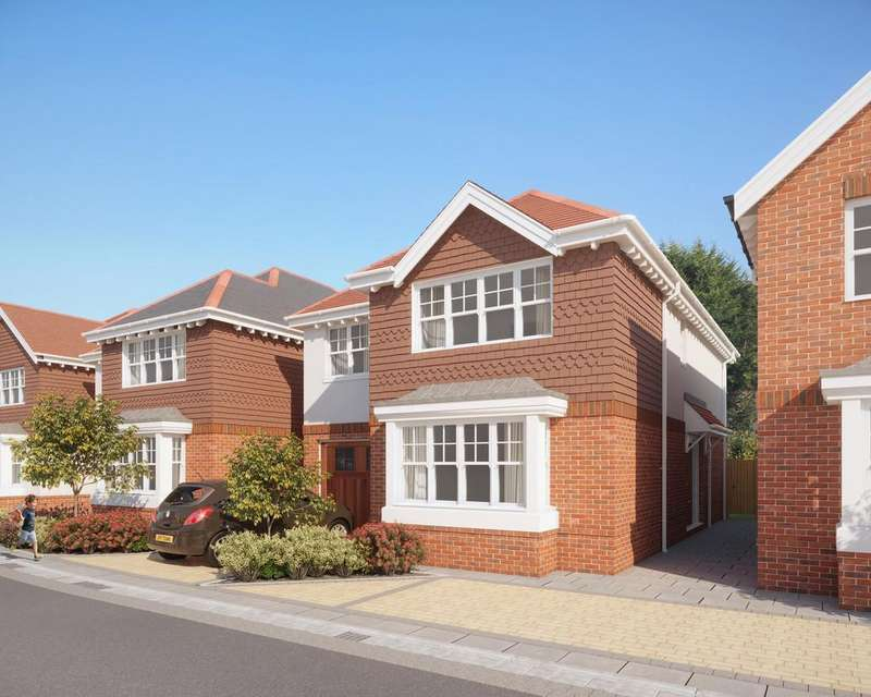 4 Bedrooms Detached House for sale in Melbury Gardens, Upton