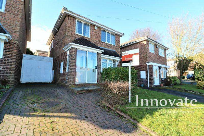 3 Bedrooms Detached House for sale in Strawberry Close, Oldbury