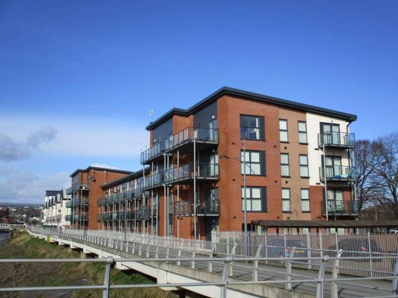 2 Bedrooms Flat for sale in Cambria House, Rodney Road