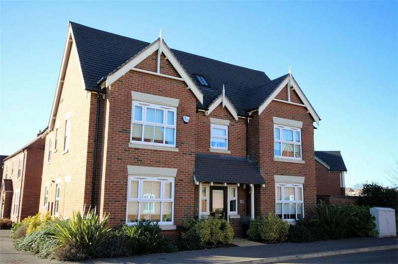 5 Bedrooms Detached House for sale in Summerhill Drive, Nuneaton, Warwickshire