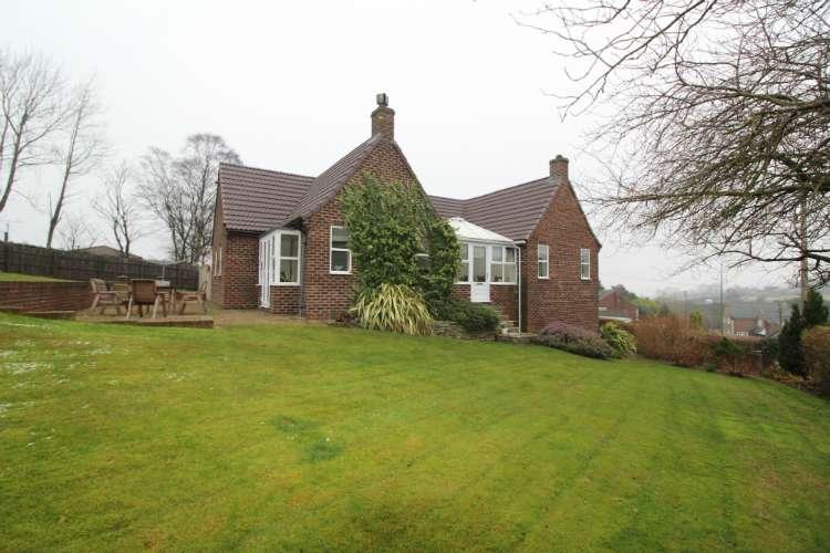 3 Bedrooms Detached Bungalow for sale in Far Leith, Clough Dene, Tantobie, Stanley DH9