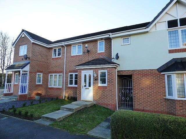 3 Bedrooms House for sale in Berkeley Close, Warrington
