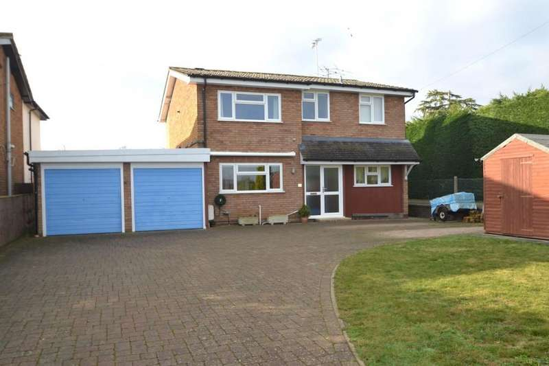 5 Bedrooms Detached House for sale in 91 Humber Doucy Lane Ipswich