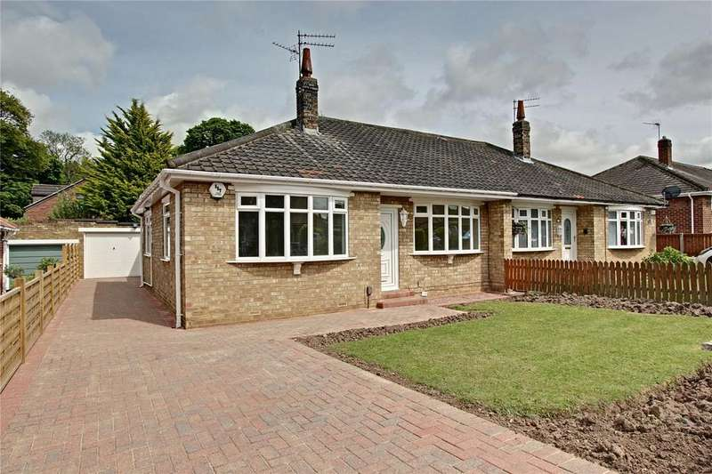 3 Bedrooms Semi Detached Bungalow for sale in Cricket Lane, Normanby
