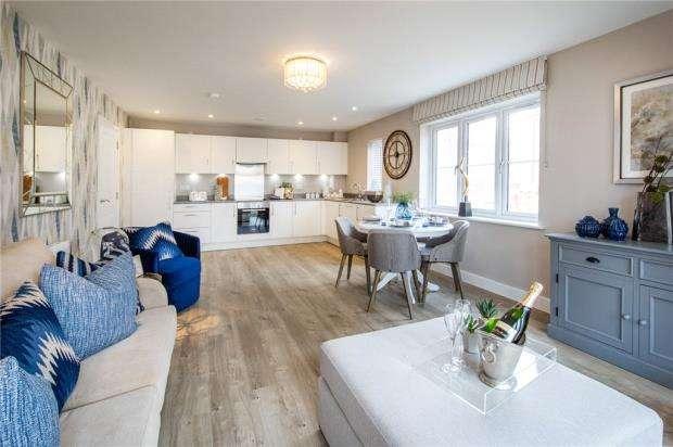 2 Bedrooms Apartment Flat for sale in Warren House Road, Wokingham, Berkshire