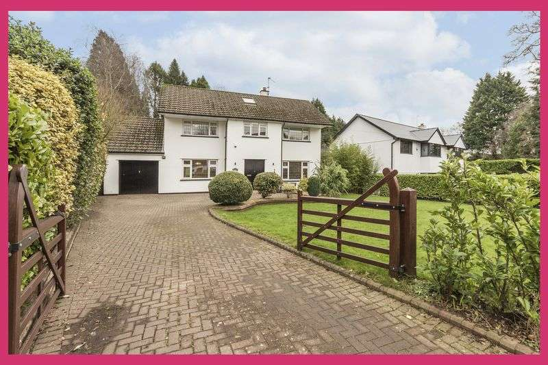 4 Bedrooms Property for sale in Old Mill Road Lisvane, Cardiff