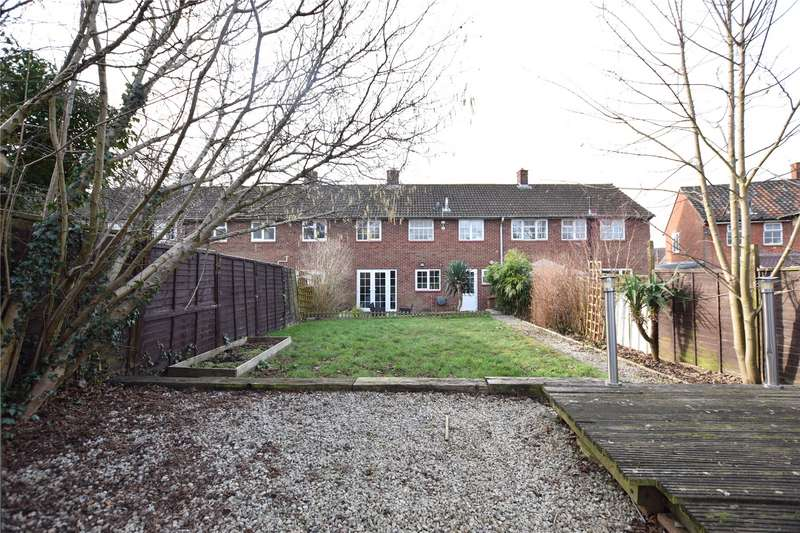 4 Bedrooms Terraced House for sale in Reeds Hill, Bracknell, Berkshire, RG12