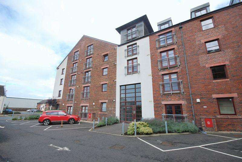 2 Bedrooms Flat for sale in Flat 25, The Granary, 16 York Street, Ayr, KA8 8DQ
