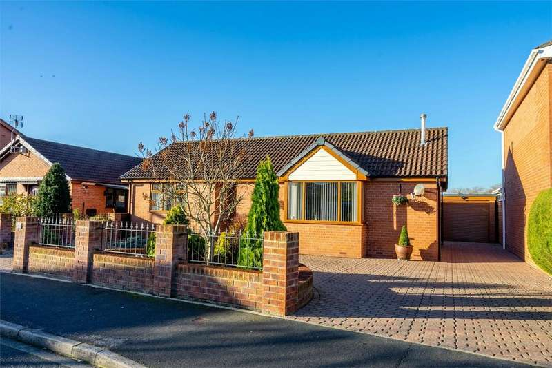 3 Bedrooms Detached Bungalow for sale in Wheatcroft, Strensall, YORK