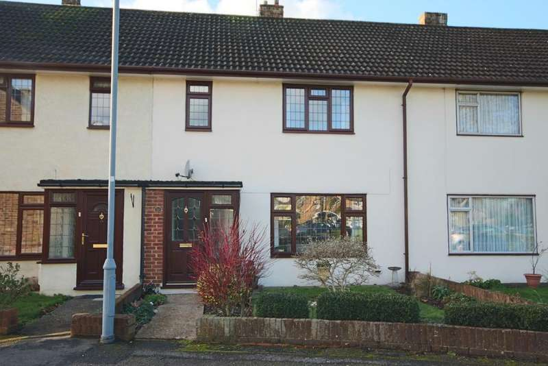 3 Bedrooms Terraced House for sale in Fairacre, Maidenhead