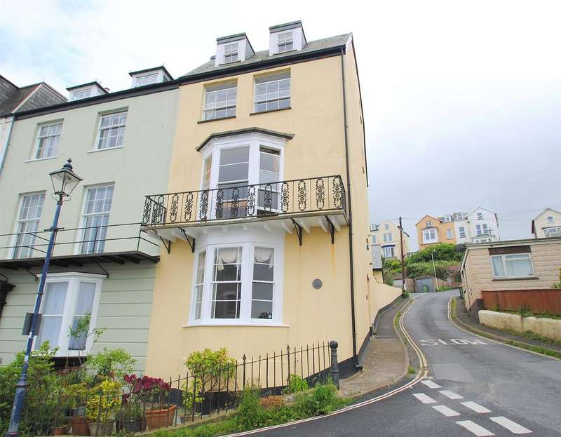 5 Bedrooms Terraced House for sale in Montpelier Terrace, Ilfracombe